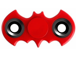 Batman Fidget Spinner 2-Wing Duo Hand Spinner - rot