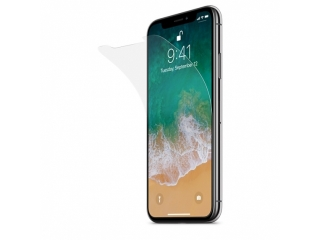 iPhone X Display Schutzfolie matt - Anti-Glare Screen Protection