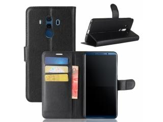 Ledertasche Huawei Mate 10 Pro Portemonnaie Karten Etui Schutzhülle