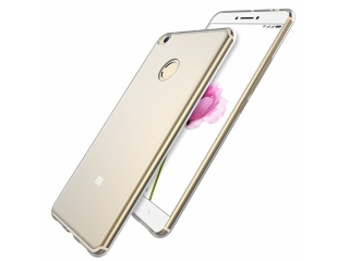 Gummi Hülle Xiaomi Mi Max 2 flexibel dünn transparent thin clear case