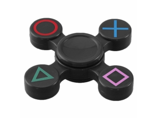 Fidget Spinner - Playstation - schwarz