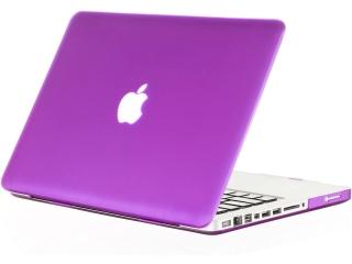 "MacBook Pro 13"" Schutzhülle - Purple dunkel Matt Case SmartShell-Hülle"