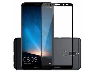 Huawei Mate 10 Lite 100% Vollbild Panzerglas Schutzfolie 0.23mm 2.5D