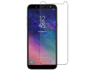 Samsung Galaxy A6 (2018) Glas Folie Panzerglas HD Schutzglas RealGlass