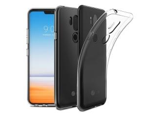 Gummi Hülle für LG G7 Cover flexibel dünn transparent thin clear