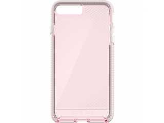 Tech21 Evo Check iPhone 7 Plus Case Hülle + 3 Meter Fallschutz rosa