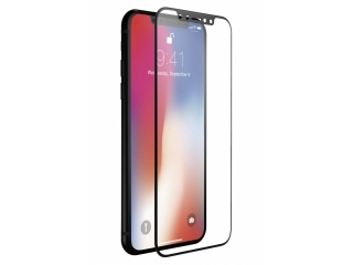 Just Mobile Xkin 3D Ultra-Tough Edge To Edge Panzerglas iPhone Xs Max