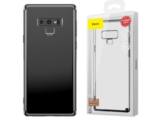 Baseus Samsung Galaxy Note 9 UltraThin 0.8mm Gummi Hülle Shining Case