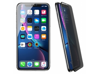 Baseus iPhone Xr Privacy Privat Sichtschutz Displayschutz Panzerglas
