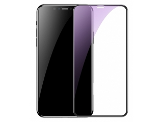 Baseus iPhone Xs Max Glass ScreenProtector Curved mit Blaulicht Schutz