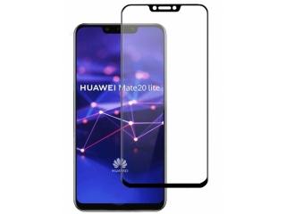 Huawei Mate 20 Lite 100% Vollbild Panzerglas Schutzfolie 0.23mm 2.5D