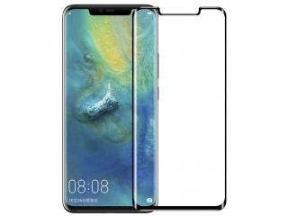 Huawei Mate 20 Pro 100% Vollbild Panzerglas Schutzfolie 0.23mm 2.5D