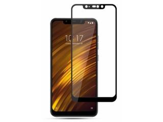 Xiaomi POCOPHONE F1 100% Vollbild Panzerglas Schutzfolie 0.23mm 2.5D