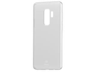 Baseus Extrem dünne Galaxy S9+ Hülle Ultra Thin 0.4mm transparent matt