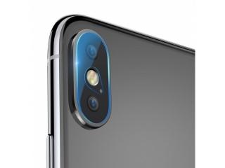 Baseus iPhone Xs Max Dual Kamera Panzerglas Schutzglas 0.2mm Set mit 2