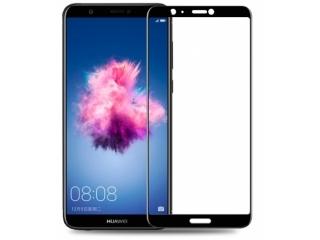 Huawei P Smart 100% Vollbild Panzerglas Schutzfolie 0.23mm 2.5D