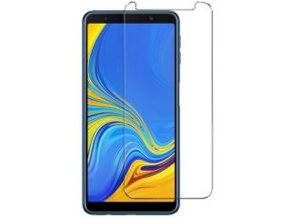 Samsung Galaxy A7 (2018) Glas Folie Panzerglas HD Schutzglas RealGlass