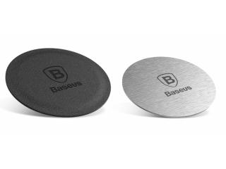 Baseus Magnet Iron Suit 2x Metallplättchen für Magnet Handyhalterung