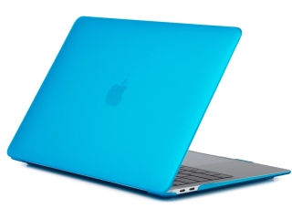 MacBook Air 13 Retina Hülle Hard Case SmartShell in hellblau matt