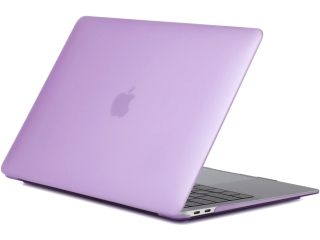 MacBook Air 13 Retina Hülle Hard Case SmartShell in purple matt