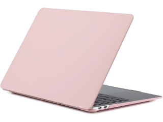 MacBook Air 13 Retina Hülle Hard Case SmartShell Rosa Quarz matt