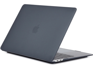 MacBook Air 13 Retina Hülle Hard Case SmartShell in schwarz matt