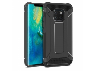 Huawei Mate 20 Pro Outdoor Hardcase + Soft Inlay für Sport & Business