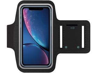 iPhone Xr Sportarmband Neopren + Schlüsselfach Kopfhörerschlitz