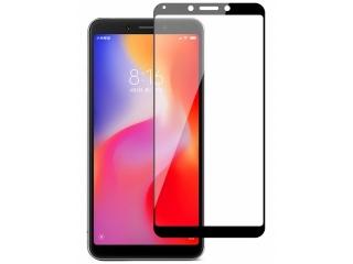 Xiaomi Redmi 6 100% Vollbild Panzerglas Schutzfolie 0.23mm 2.5D
