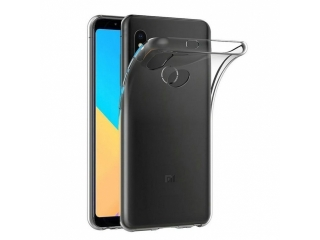 Gummi Hülle Xiaomi Mi Mix 3 flexibel dünn transparent thin clear case