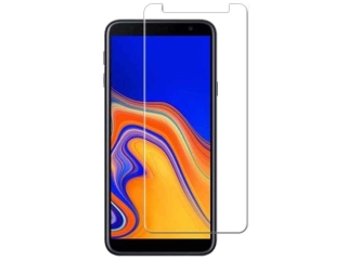 Samsung Galaxy J6+ Plus Glas Folie Panzerglas HD Schutzglas Real Glass
