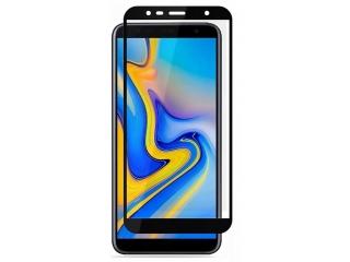 Samsung Galaxy J6+ Plus 100% Vollbild Panzerglas Schutzfolie 0.23mm