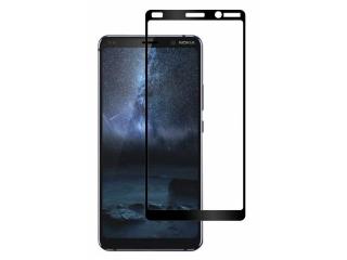 Nokia 9 PureView 100% Vollbild Panzerglas Schutzfolie 0.23mm 2.5D