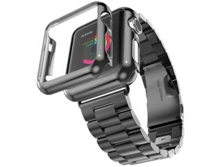 Apple Watch 38mm Ultra Thin Hard Case Schutzhülle Schutz gegen Kratzer