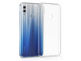 Honor 10 Lite Gummi Hülle flexibel dünn transparent thin clear case