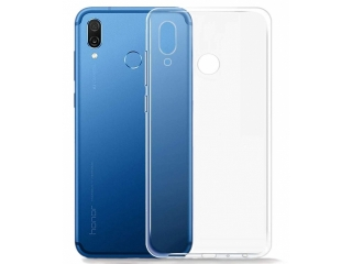 Honor Play Gummi TPU Hülle flexibel dünn transparent thin clear case