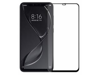 Xiaomi Mi 8 Pro 100% Vollbild Panzerglas Schutzfolie 0.23mm 2.5D