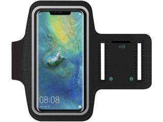 Fitness Jogging Sport Armband Huawei Mate 20 Pro mit Schlüsselfach