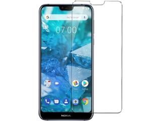 Nokia 7.1 Glas Folie Panzerglas HD Schutzglas Screen Protector Clear