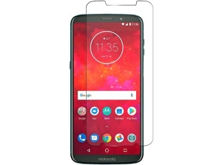 Moto Z3 Play Glas Folie Panzerglas HD Schutzglas Screen Protector