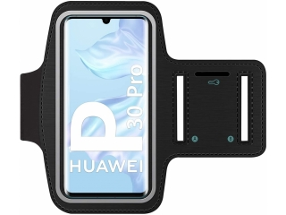 Fitness Jogging Sport Armband Huawei P30 / P30 Pro mit Schlüsselfach
