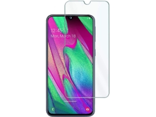 Samsung Galaxy A40 Glas Folie Panzerglas Schutzglas Screen Protector