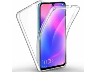 360 Grad Huawei P30 Touch Case Transparent Klar TPU Rundumschutz