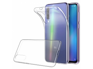 Xiaomi Mi 9 SE Gummi Hülle TPU flexibel dünn transparent thin clear