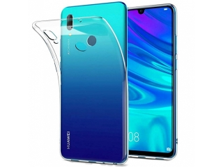 Huawei P Smart 2019 Gummi Hülle TPU flexibel dünn transparent clear
