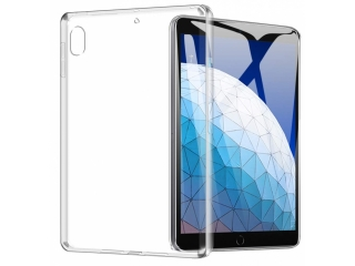 "iPad Air 10.5"" (2019) Gummi Case Hülle TPU Transparent Crystal Clear"