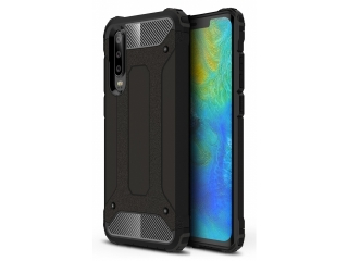 Huawei P30 Outdoor Hardcase + Soft Inlay für Sport & Business