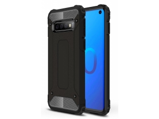 Samsung Galaxy S10 Outdoor Hardcase + Soft Inlay für Sport & Business