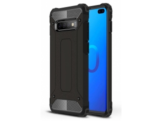 Samsung Galaxy S10+ Outdoor Hardcase + Soft Inlay für Sport & Business