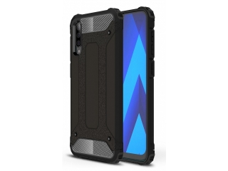 Samsung Galaxy A50 Outdoor Hardcase + Soft Inlay für Sport & Business